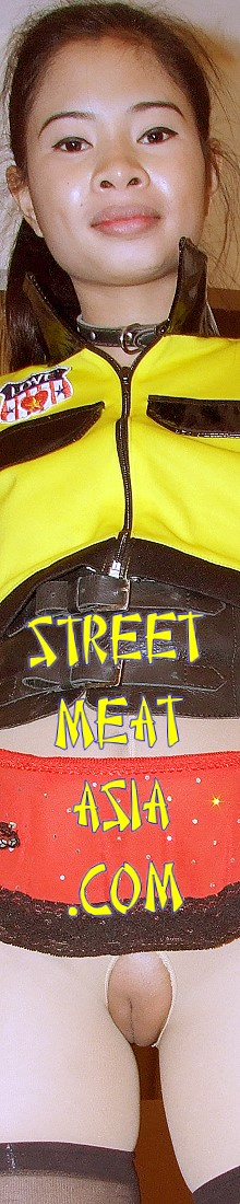 Mistake asianstreetmeat leather